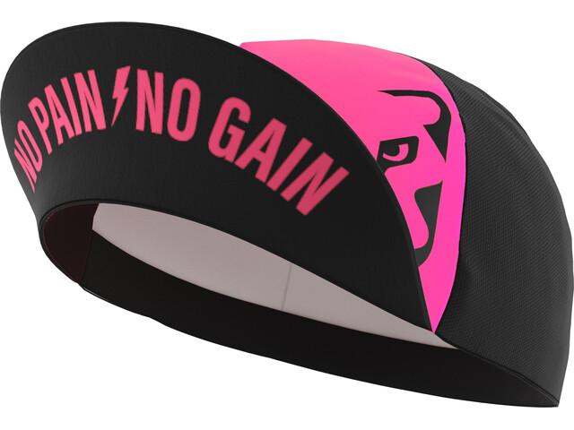 Dynafit Performance Visera, negro/rosa